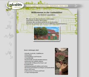 Lindenblüte Floristik Langenholzen